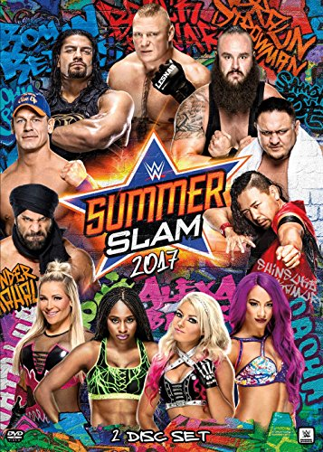 WWE: SummerSlam 2017 (DVD)