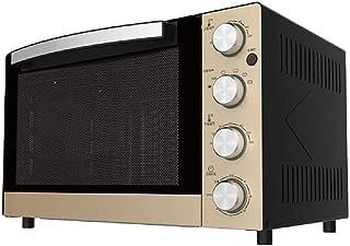TSTYS Convección Horno Tostador de Gran Capacidad electrodoméstico 30L Multi-función Hornear Cuadro de 1500W, precisa de 60 Minutos de Tiempo, fácilmente se Puede Poner en la Pizza 12 Pulgadas,Gold