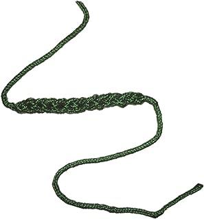 手作りのマウリの聖なるモリ、宗教的な綿の糸、プージャダハーガ、リストロール、ラッチャ、ラキ、崇拝、ディワリ祭、フェスティバル、ポリエステルとポリエステルのブレンド富のためのクベララクシャ(緑)