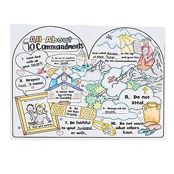 Best 10 commandments activities Reviews