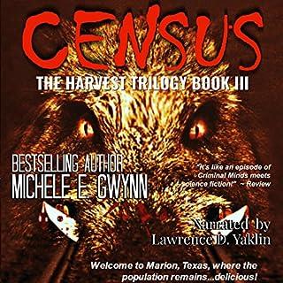Census audiobook cover art