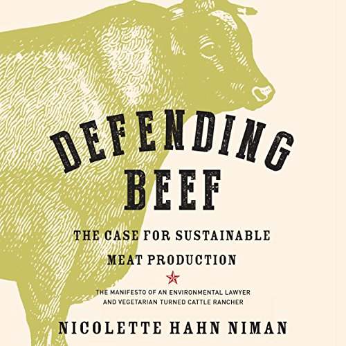 Defending Beef audiobook cover art