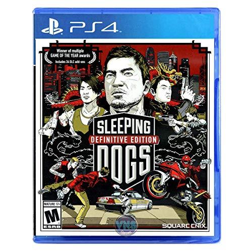 Top 10 Best sleeping dogs Reviews