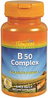 B Complex 50 Thompson 30 Caps