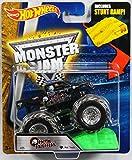 Hot Wheels Monster Jam 1:64 Scale - Metal Mulisha with Stunt Ramp #25