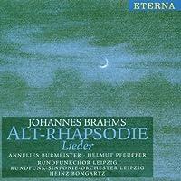 Alto Rhapsody Op 53/Lieder