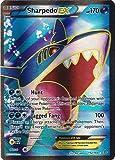 Pokemon - Sharpedo-EX (152/160) - XY Primal Clash - Holo