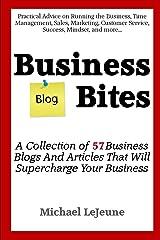 Business Blog Bites Paperback