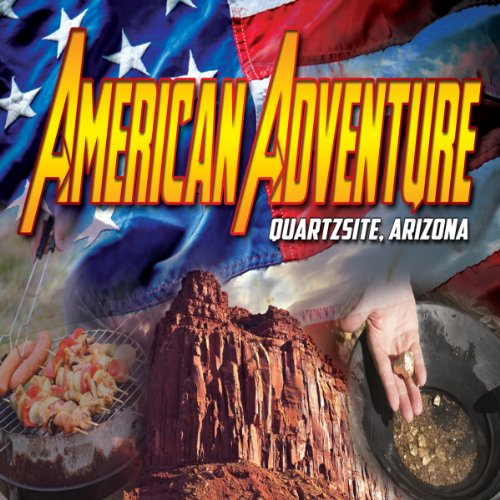 American Adventure audiobook cover art