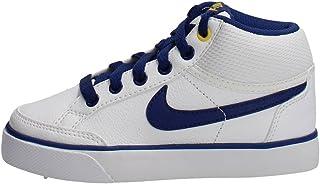 sale retailer 0c38b 01e8a Nike Capri 3 Mid LTR (PS), Chaussures de Tennis Garçon