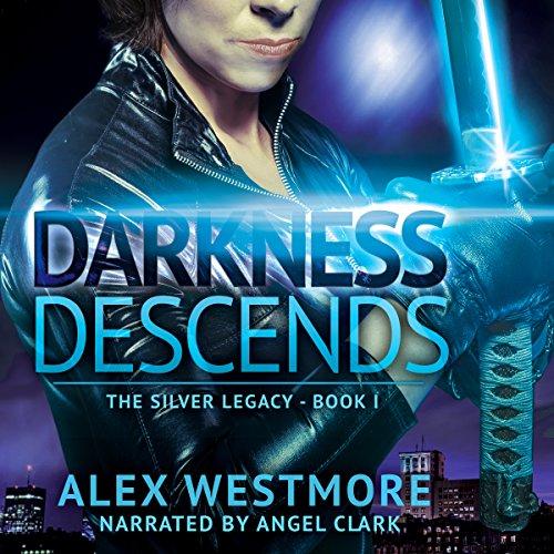 Darkness Descends audiobook cover art