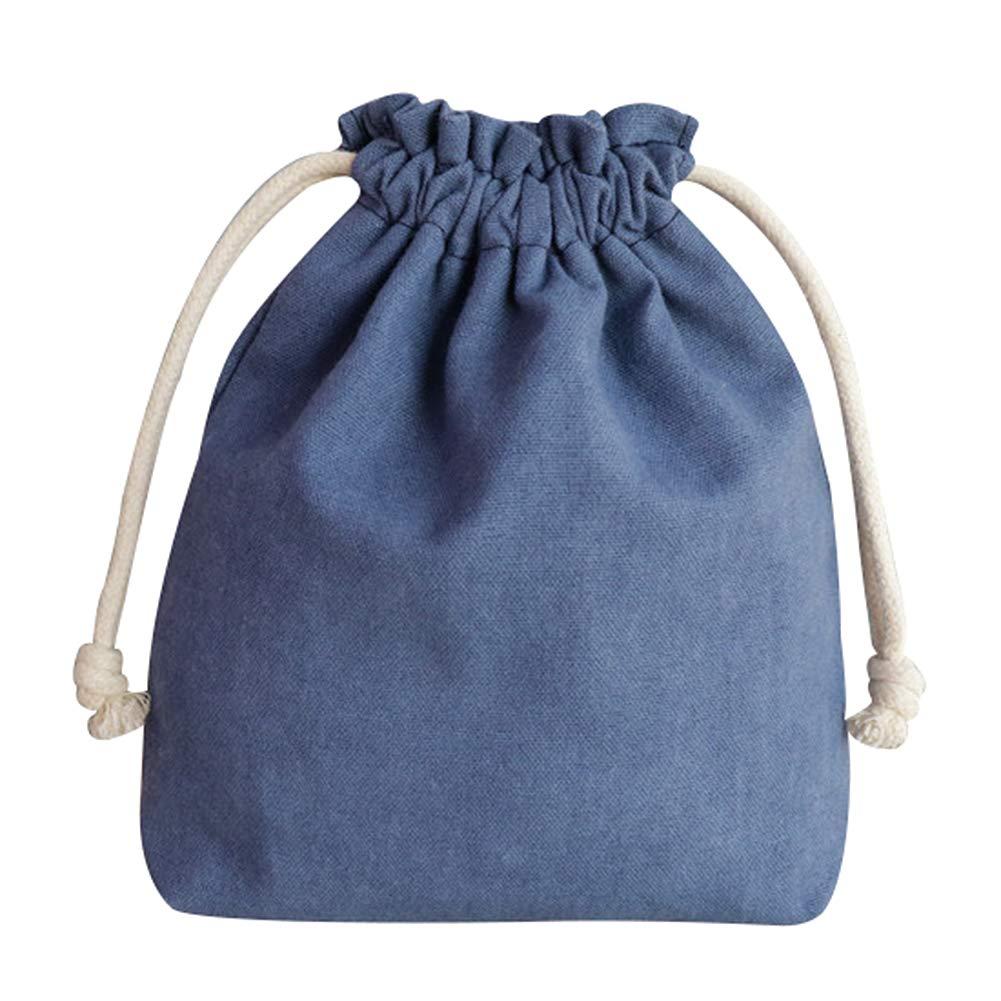 Kentop - Bolsa de tela pequeña con cordón, bolsa de tela para ...