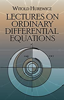 Lectures on Ordinary Differential Equations (Dover Books on Mathematics)