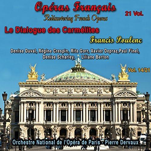 Pierre Dervaux, Chœurs et Orchestre de l'Opéra de Paris