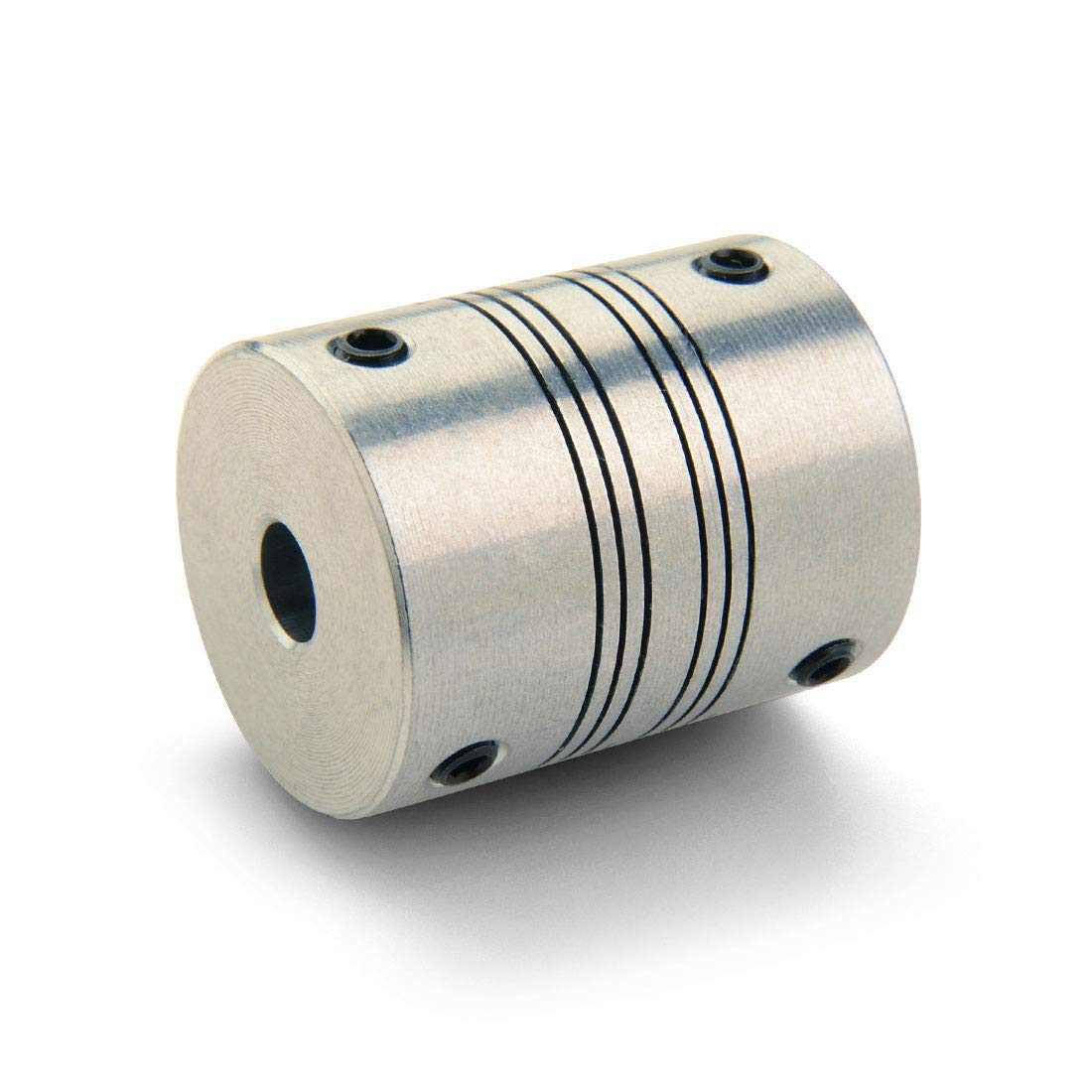 Ruland Clearance SALE Cheap sale Limited time PSR8-2-1.5-A Set Screw Polished Aluminum Coupling Beam
