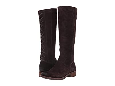 Sofft Sharnell II Waterproof (Dark Brown Waterproof Oiled Cow Suede) Women