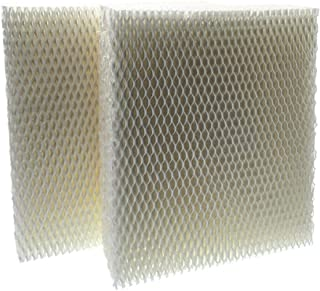2-PACK Humidifier Replacement Filter T for Honeywell HEV615 and HEV620 Humidifier Wicks,Compatible with Part # HFT600