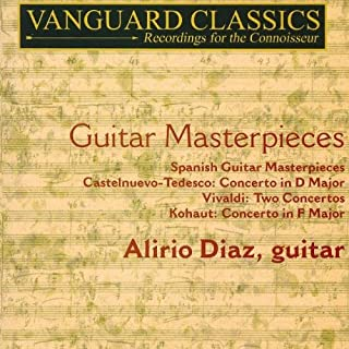 Guitar Masterpieces Four Centuries of Spanish Guitar + Virtuoso Guitar Concertos