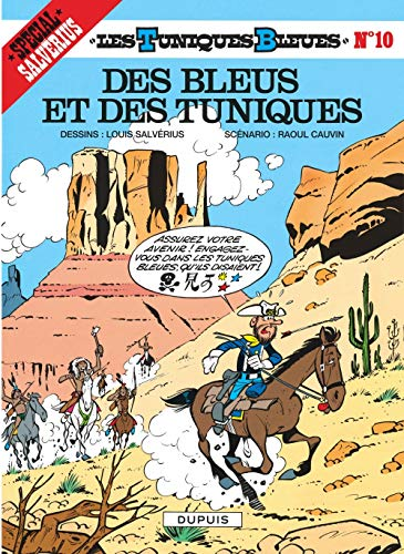 Les Tuniques bleues, tome 10 : Des Bleus et des Tuniques