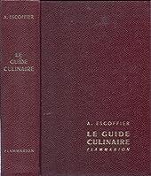 Guide culinaire aide-memoire de cuisine pratique (le) d'Auguste Escoffier