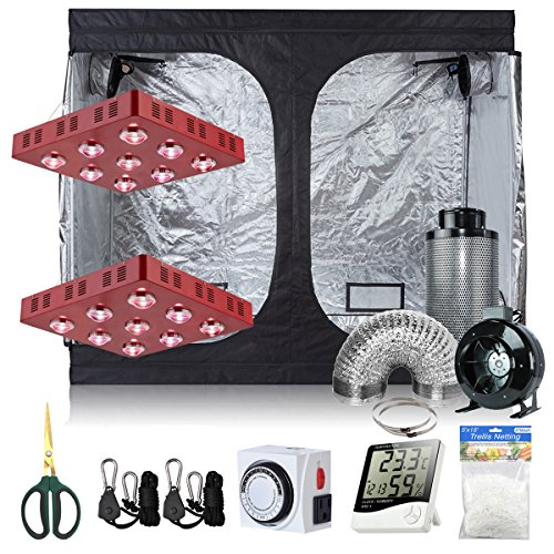 BloomGrow Grow Tent Kit