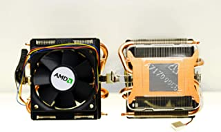 AMD Socket AM3/AM2+/AM2/1207/939/940/754 Copper Base/Alum Heat Sink & 2.75