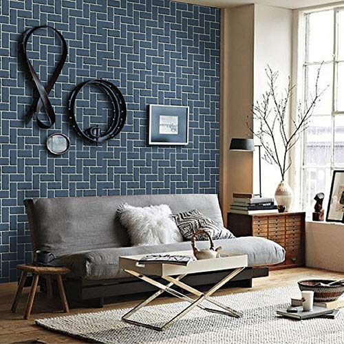 Y-Step Luxus 3D-Tapete,selbstklebend, Design moderne, ablösbar, Für Wohnzimmer, Küche oder Schlafzimmer, 0.45 * 10 m