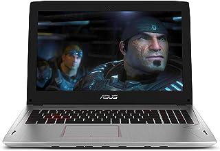 ROG Strix GL502VM 15.6 G-SYNC VR Ready Thin and Light Gaming Laptop NVIDIA GTX 1060 6GB Intel Core i7-7700HQ 16GB DDR4 128...