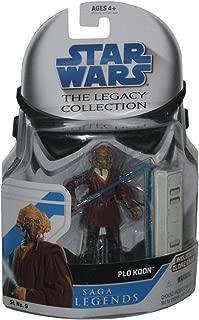 Star Wars Saga Legends Plo Koon Legacy Collection