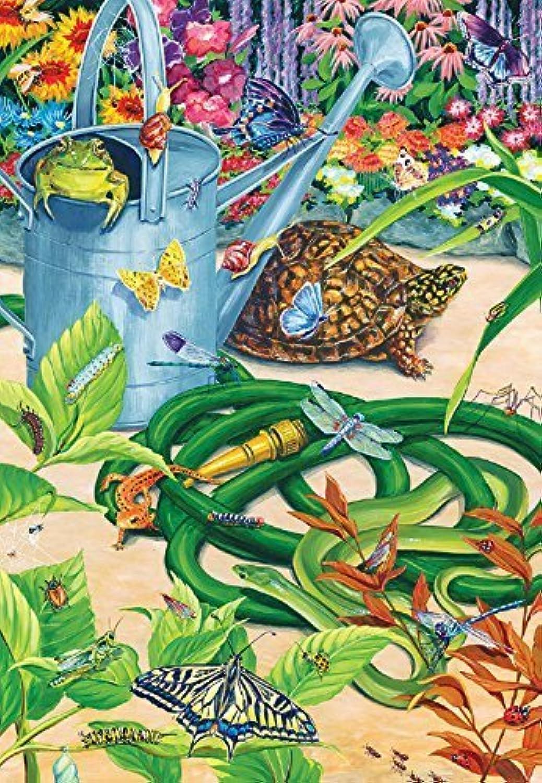 Garden Hustle - A 300 Piece Jigsaw Puzzle by SunsOut. by SunsOut