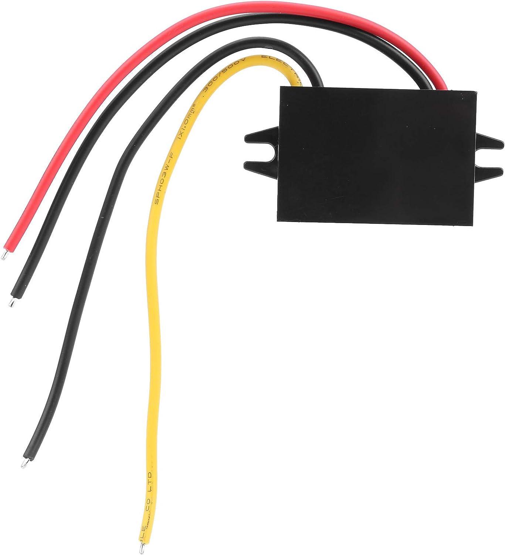 Power Converter, Regulator, Converter Buck Transformer, Converter Voltage Regulator, Step‑Up Module, 12V to 36V DC Voltage Converter, Power Regulator Booster F12S36V1.5A2S