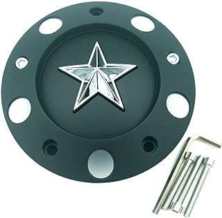KMC XD Series Rockstar Matte Black Center Cap 371L152 371L152-YB001 FD.09.026