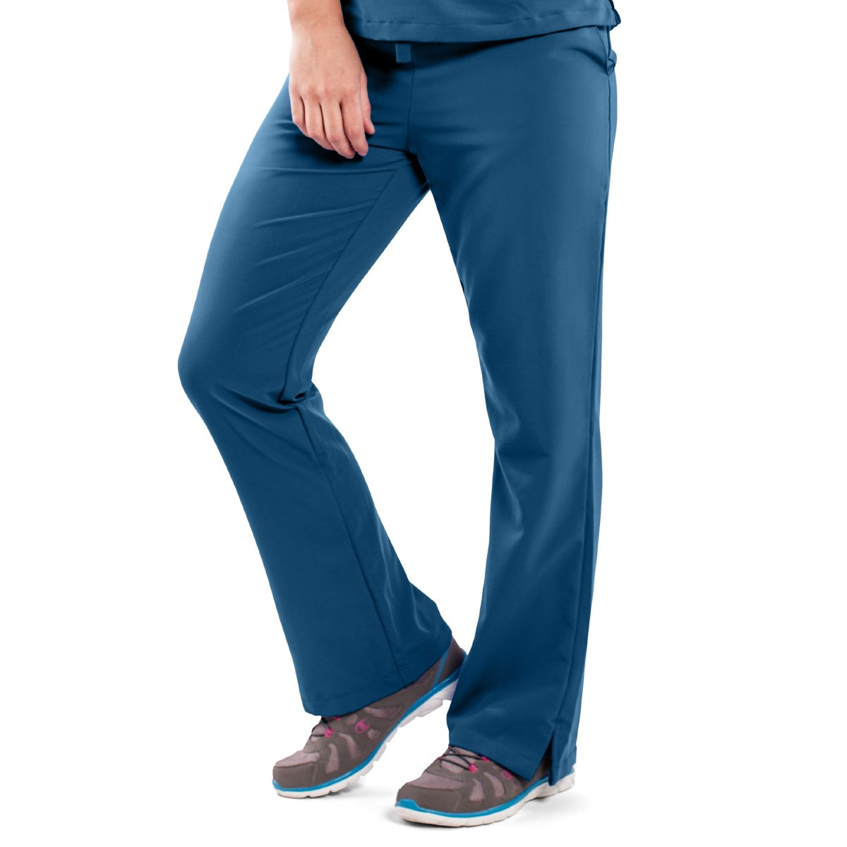 All stores are sold ave Women's Medical Scrub Style Pants Melrose Bootcut Be super welcome