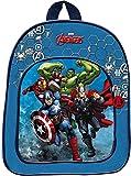 Star Licensing Marvel Avengers Rucksack, mittelgroß, 32 cm, Mehrfarbig