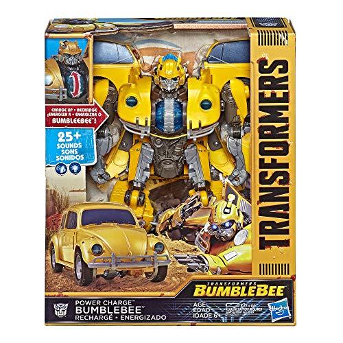 Transformers Figura Bumblebee Energizado