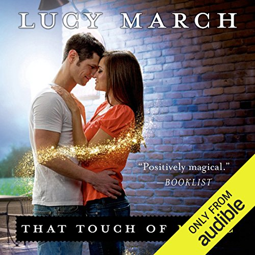 That Touch of Magic audiobook cover art