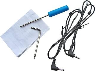 GGG0013 Guitar Hero Cymbal Cable Repair Kit: 2 replacement wires plus drum set teardown/opening tool kit