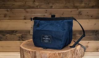 LIMITED EDITION | Waxed Canvas Chalk Bucket | NAVY (Made in the USA)
