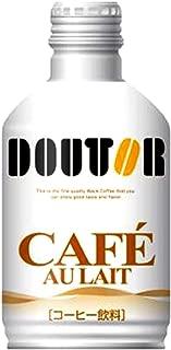 ドトールコーヒーレアルカフェオレボトル缶260g×24本