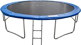 Exacme 16 Feet Round Trampoline with Spring Cover and Jumping Mat, 6 W-Legs, T016