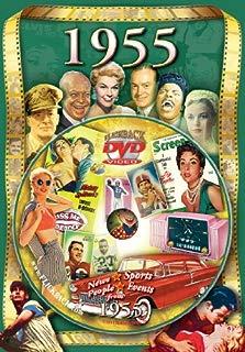 1955 Flickback DVD Greeting Card: Great Anniversary or Birthday
