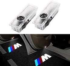 THG 2 piezas del coche LED del proyector de la puerta de la sombra de las luces de puerta de coche Bienvenido Paso ligero agradable