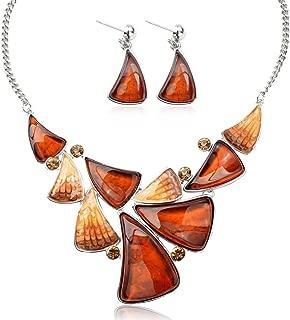 Best burnt orange costume jewelry Reviews