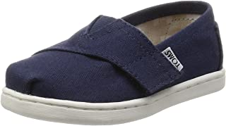 TOMS ASH Canvas Classic Youth Kids ALPRG 012001C13-ASH