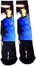 Star Trek Spock Character Sublimated Crew Socks