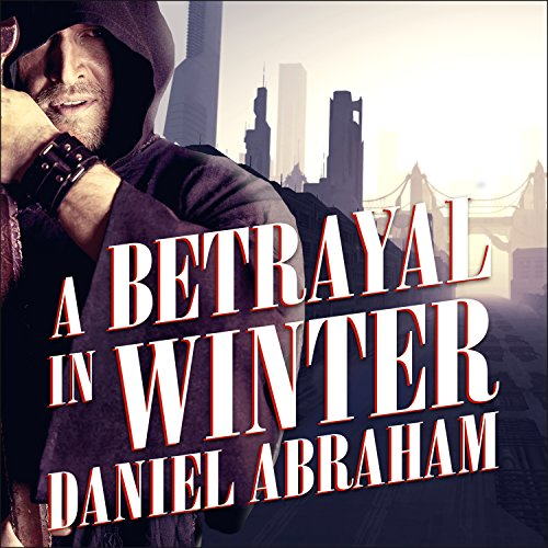 A Betrayal in Winter audiobook cover art