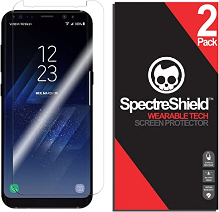 Spectre Shield for Samsung Galaxy S8 Plus Screen Protector (2-Pack) Accessory Screen