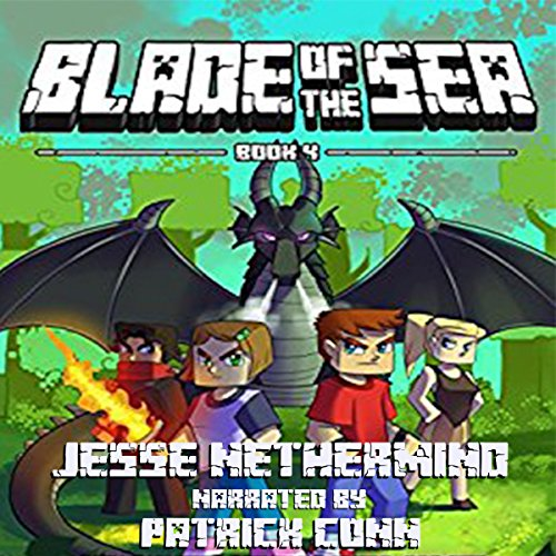 Couverture de Blade of the Sea, Book 4
