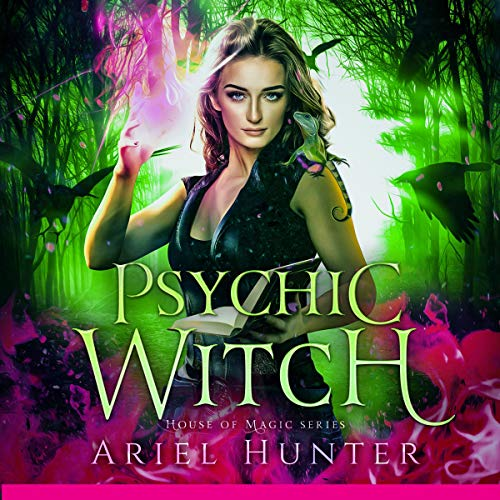 Psychic Witch: A New Immortals Universe Novel cover art