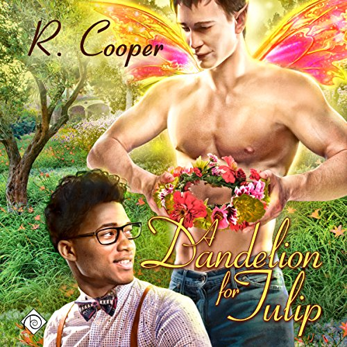 A Dandelion for Tulip audiobook cover art